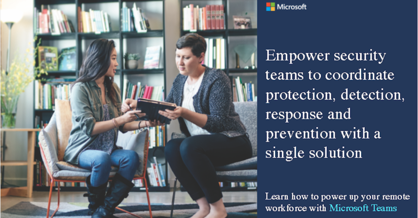 Empower security teams to coordinate
