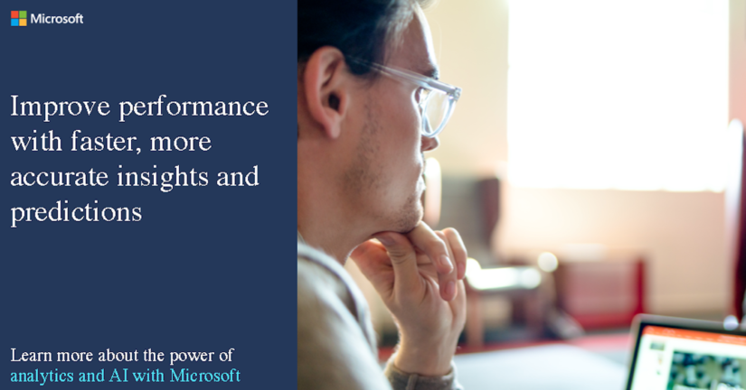 Improve performance with faster, more accurate insights and predictions