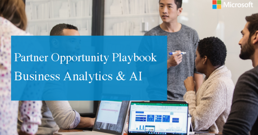 Partner Opportunity Playbook: Business Analytics and AI